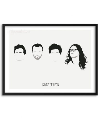 Póster de Kings of Leon
