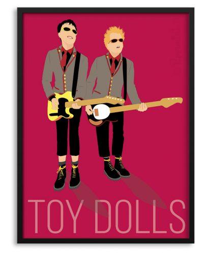 Póster de Toy Dolls