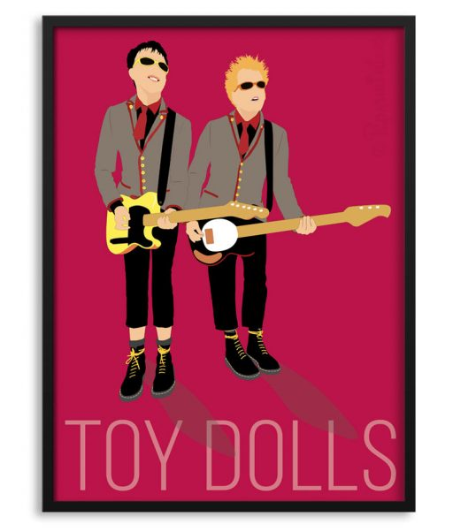Póster de Toy Dolls