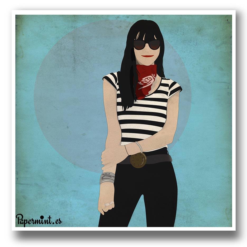 martes papermint ii nuevos retratos papermint. Black Bedroom Furniture Sets. Home Design Ideas