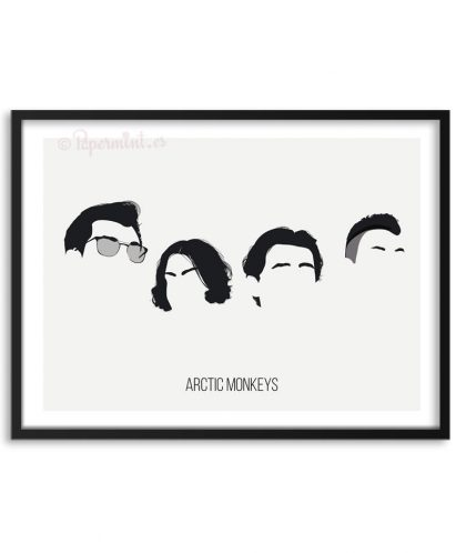 Póster de Arctic Monkeys