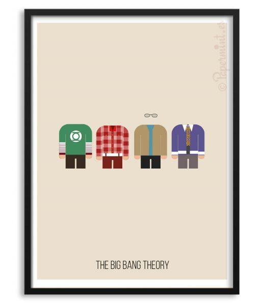 Póster The Big Bang Theory