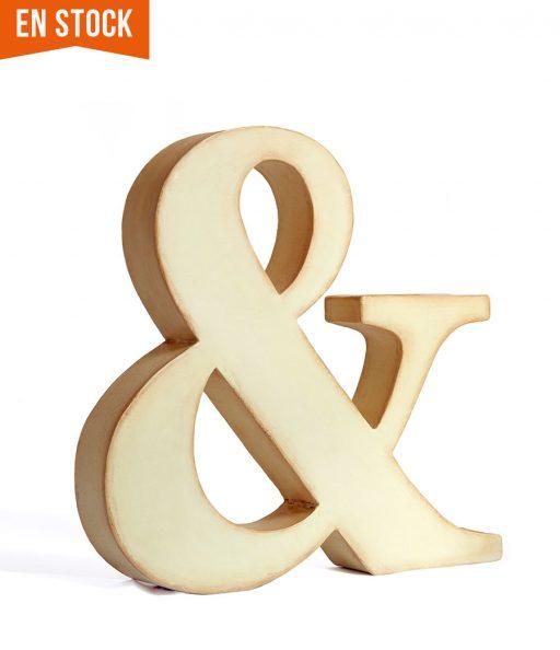 ampersand stock