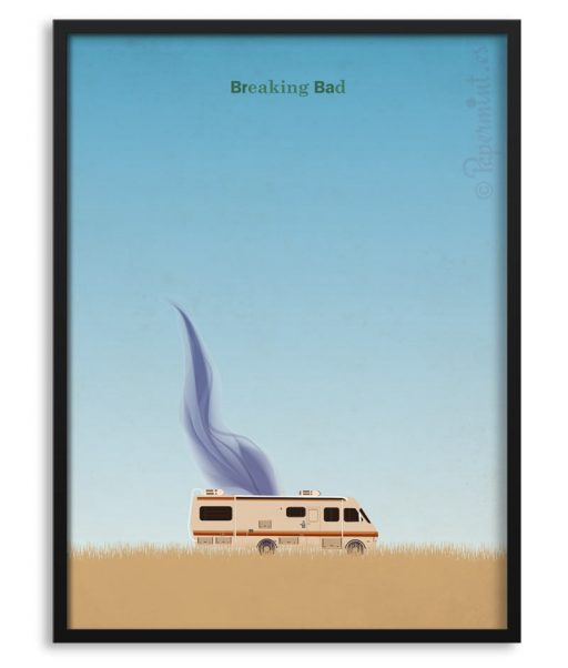 Póster de la serie Breaking Bad