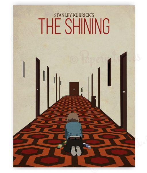 cartel The Shining - Resplandor