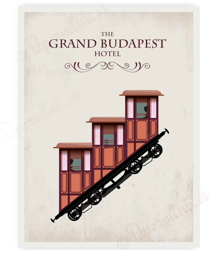 El Grand Hotel Budapest