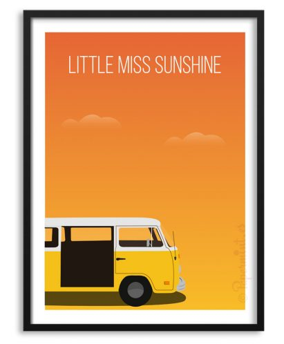 "Póster de ""Little Miss Sunshine"""