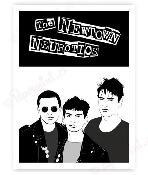 Póster de Newtown Neurotics