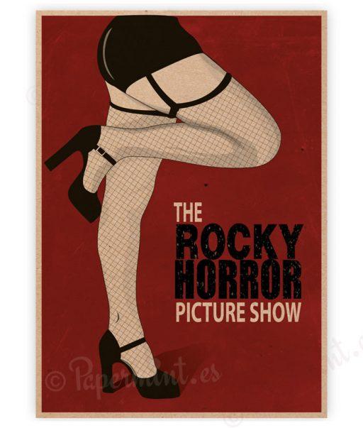 """Póster de """"The Rocky Horror Picture Show"""""""