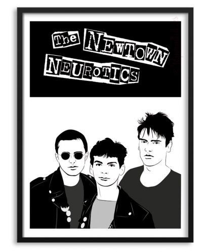 Póster The Newtown Neurotics