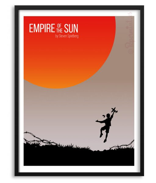 "Póster ""Empire of the Sun"" por Papermint"