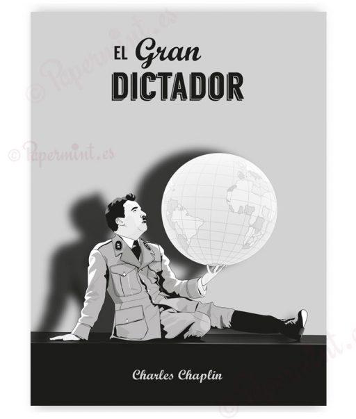 Póster de El gran Dictador