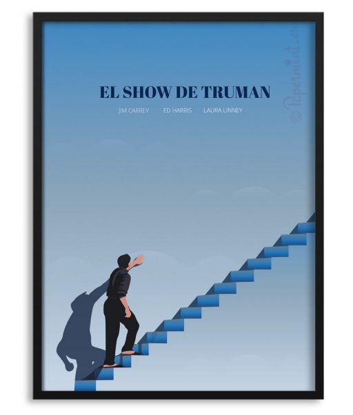 """Póster de """"El Show de Truman"""""""